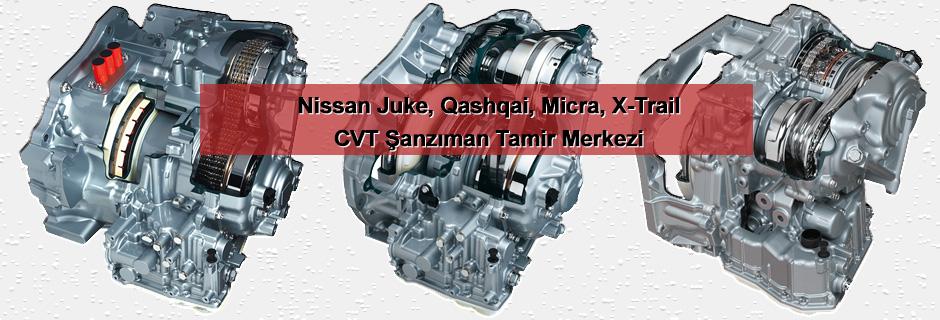 Nissan CVT Şanzıman