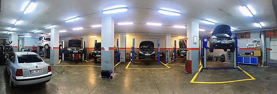 Nissan CVT Şanzıman Tamir Merkezi