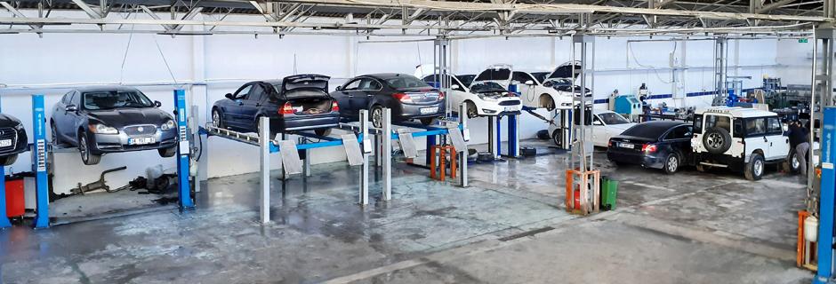 İstanbul Nissan CVT Otomatik Şanzıman Tamir Merkezimiz